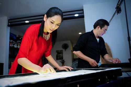 Nguyễn Thị Loan và hành trình lọt Top 25 Hoa hậu thế giới 2014 - Ảnh 4