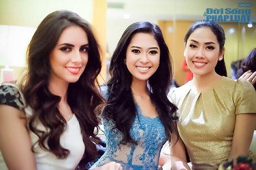 Nguyễn Thị Loan và hành trình lọt Top 25 Hoa hậu thế giới 2014 - Ảnh 16