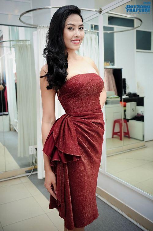 Nguyễn Thị Loan và hành trình lọt Top 25 Hoa hậu thế giới 2014 - Ảnh 3