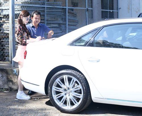 Angela Phương Trinh tậu xe Audi 5 tỷ - Ảnh 4