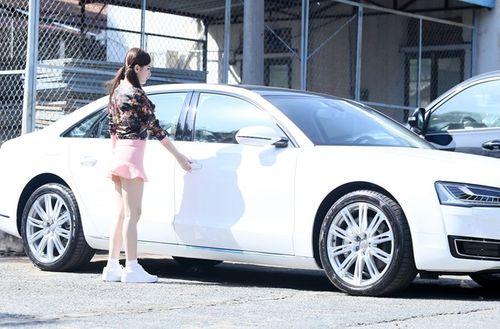 Angela Phương Trinh tậu xe Audi 5 tỷ - Ảnh 6