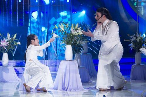 Uyên Nhi – Kyo York và hành trình trờ thành quán quân Gương mặt thân quen nhí - Ảnh 5