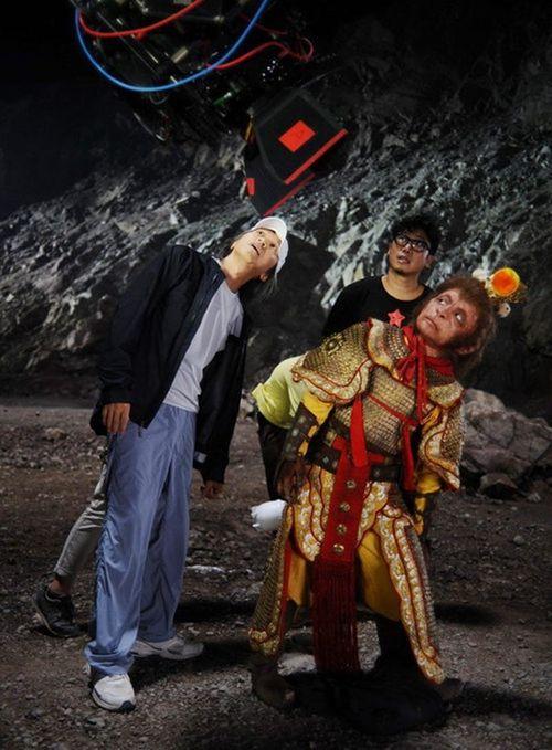 Bí mật người đóng vai Tôn Ngộ Không xấu nhất trên màn ảnh - Ảnh 1