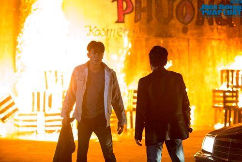 Phim Quyên: Cảnh chợ người Việt tại Đức cháy được quay tại VN - Ảnh 5