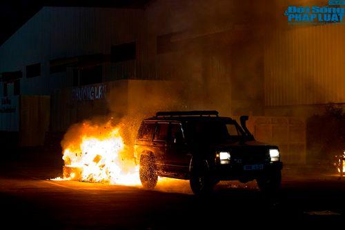 Phim Quyên: Cảnh chợ người Việt tại Đức cháy được quay tại VN - Ảnh 1