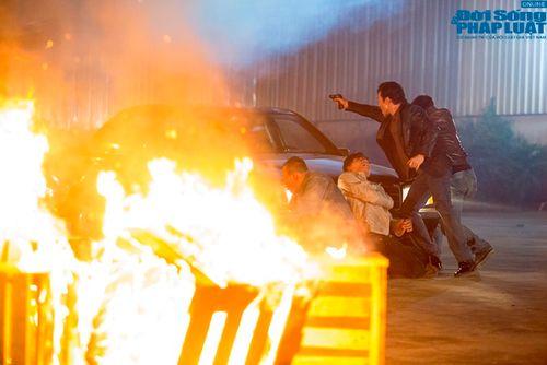 Phim Quyên: Cảnh chợ người Việt tại Đức cháy được quay tại VN - Ảnh 3