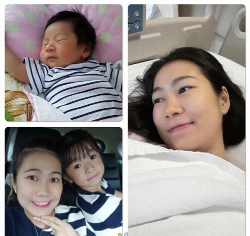 Sao Việt lên chức bố, mẹ năm 2014 - Ảnh 5