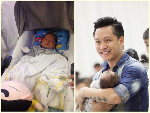 Sao Việt lên chức bố, mẹ năm 2014 - Ảnh 2