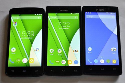"""Philips tung smartphone """"pin trâu"""" 2 tháng, giá 5,5 triệu  - Ảnh 2"""