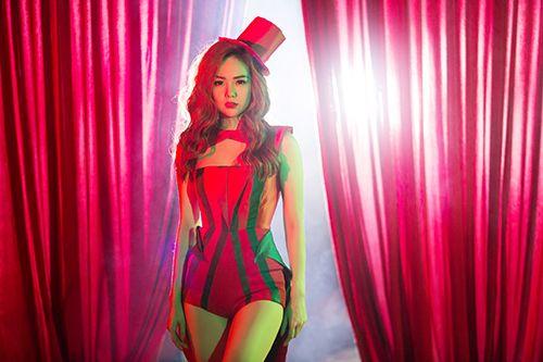 Minh Hằng hóa vũ công nóng bỏng trong MV mới - Ảnh 3