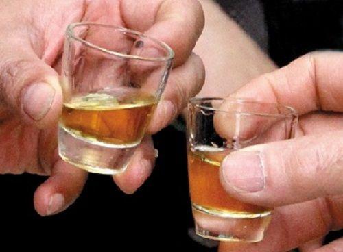 Cách cai rượu và giải rượu hiệu quả - Ảnh 1