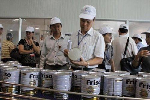 Tham quan quy trình sản xuất khép kín của tập đoàn FrieslandCampina - Ảnh 2