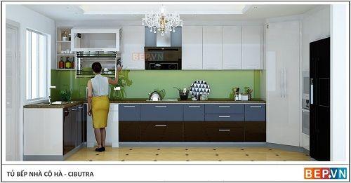 Xu hướng thiết kế tủ bếp nào đang ưa chuông hiện nay? - Ảnh 2