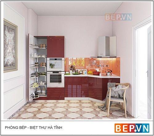 Xu hướng thiết kế tủ bếp nào đang ưa chuông hiện nay? - Ảnh 4