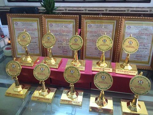 Công ty cổ phần Kingphar Việt Nam đạt chứng chỉ An Toàn Chất Lượng CCI-2016 - Ảnh 4
