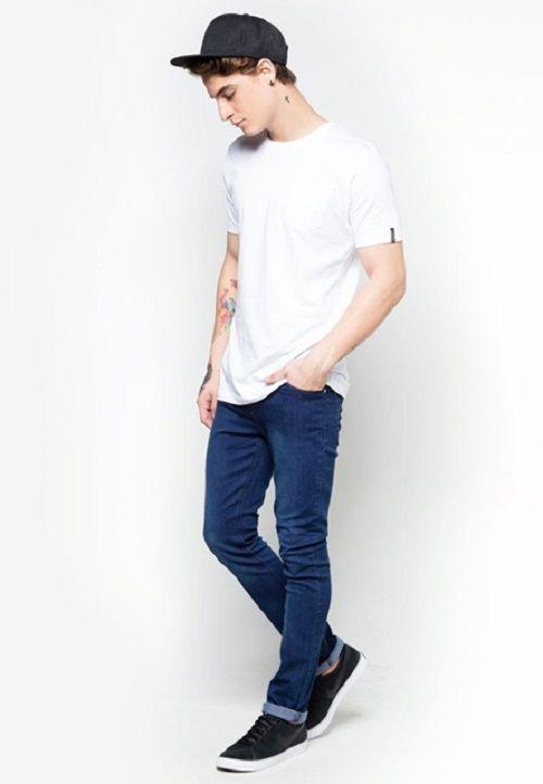 Ba gợi ý mix match trang phục cùng quần Jean nam - Ảnh 1