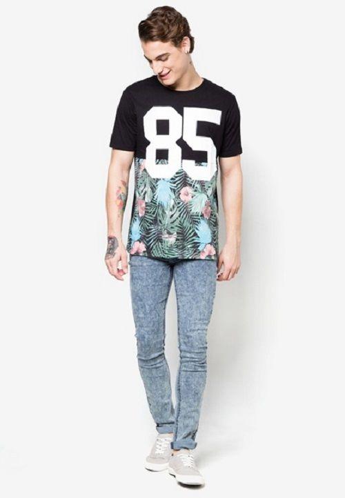 Ba gợi ý mix match trang phục cùng quần Jean nam - Ảnh 3
