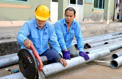 Video: Hạn chế của hạ tầng cấp nước ở địa bàn TP Vinh - Ảnh 1