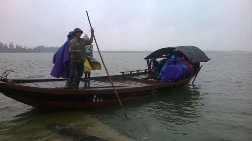 """""""Ốc đảo"""" Hồng Lam hiu quạnh trong mùa mưa - Ảnh 2"""
