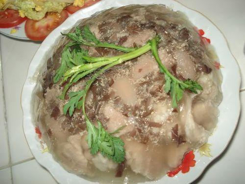 Bí quyết nấu thịt đông ngon ngày lạnh - Ảnh 1