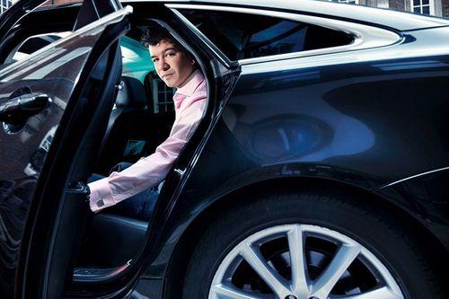 Ông chủ đại gia của Uber từng suýt ngồi tù - Ảnh 1