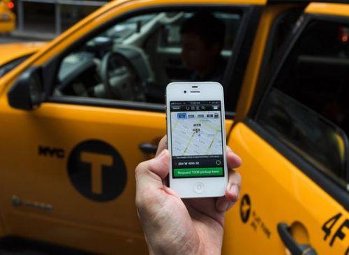 Tài xế taxi cũng thích Uber? - Ảnh 1