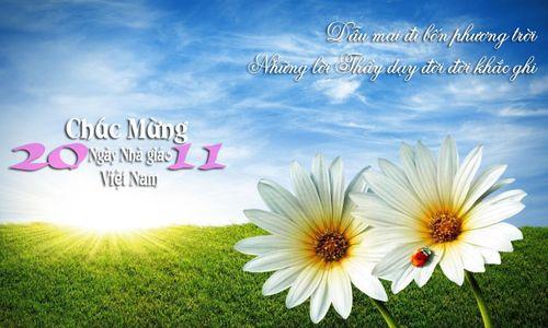 Ngày 20/11: Những bài văn xúc động viết về thầy cô, giáo - Ảnh 1