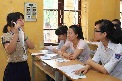 Kỳ thi THPT quốc gia 2015: Đề thi chủ yếu là chương trình lớp 12 - Ảnh 1