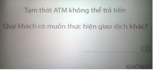 NHNN: Không được để ATM hết tiền dịp giáp tết - Ảnh 1