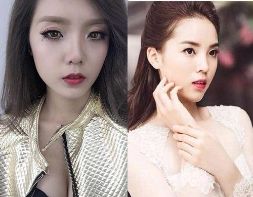 Chiêm ngưỡng hot girl giống hệt Hoa hậu Nguyễn Cao Kỳ Duyên - Ảnh 1