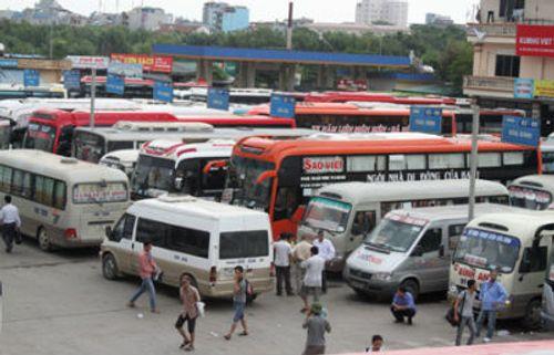 71 doanh nghiệp vận tải Hà Nội giảm giá cước - Ảnh 1