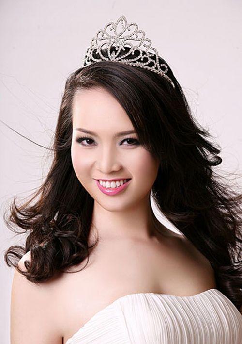 ĐH Ngoại thương - trường nổi tiếng có nhiều Hoa hậu, Á hậu  - Ảnh 4