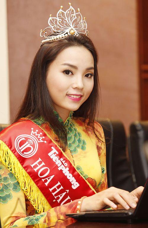 ĐH Ngoại thương - trường nổi tiếng có nhiều Hoa hậu, Á hậu  - Ảnh 1