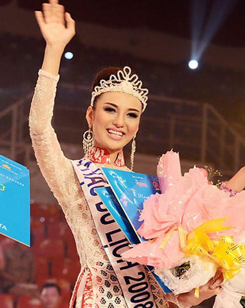 ĐH Ngoại thương - trường nổi tiếng có nhiều Hoa hậu, Á hậu  - Ảnh 3