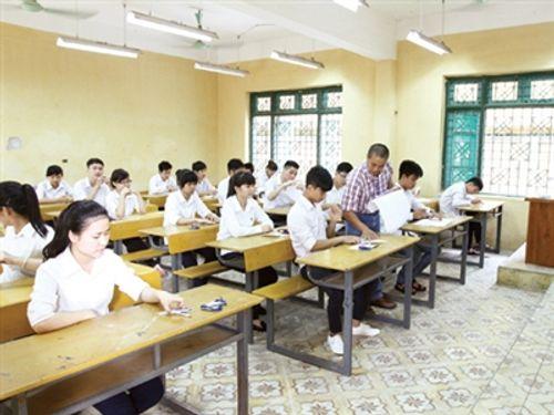 Tháng 3 bắt đầu nhận đăng ký môn thi tốt nghiệp THPT - Ảnh 1