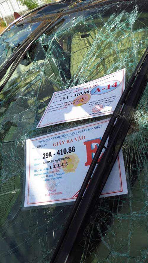 Xe BMW tông chết 2 dân quân là xe mượn của một công an khác - Ảnh 1