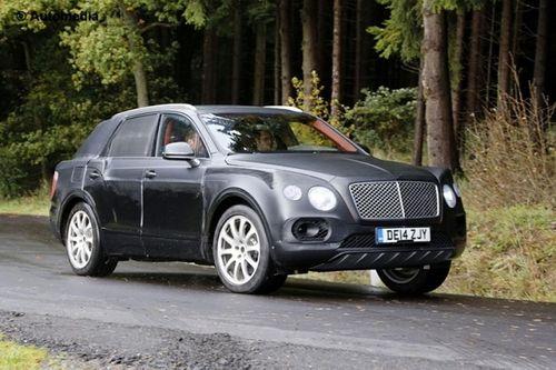 Bentley Bentayga : SUV mang tên đặc biệt của người Anh - Ảnh 1