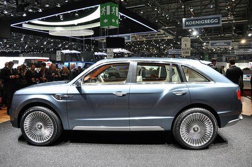 Bentley Bentayga : SUV mang tên đặc biệt của người Anh - Ảnh 2