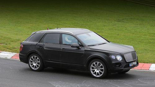 Bentley Bentayga : SUV mang tên đặc biệt của người Anh - Ảnh 3