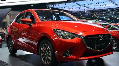 Xem trước Mazda 2 sedan 2015 trước khi về Việt Nam - Ảnh 2