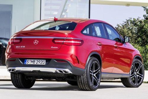 Mercedes-Benz GLE - đối thủ xứng tầm của BMW X6 - Ảnh 1