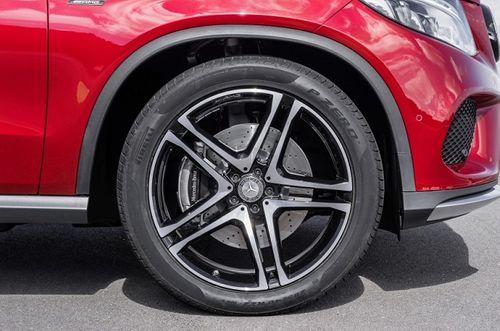 Mercedes-Benz GLE - đối thủ xứng tầm của BMW X6 - Ảnh 3