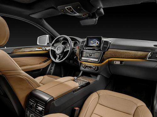 Mercedes-Benz GLE - đối thủ xứng tầm của BMW X6 - Ảnh 5
