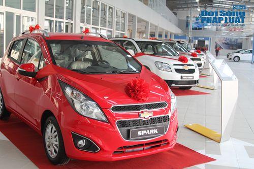Thăm quan đại lý Chevrolet hiện đại nhất Việt Nam - Ảnh 2