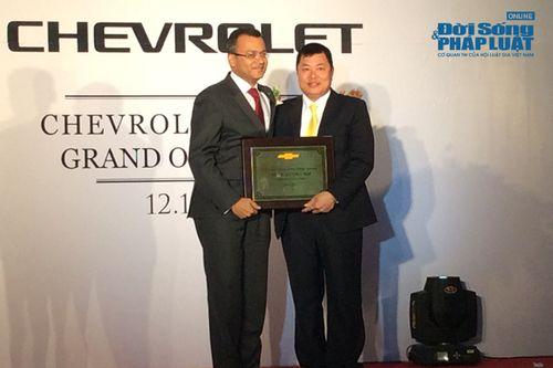 Thăm quan đại lý Chevrolet hiện đại nhất Việt Nam - Ảnh 1