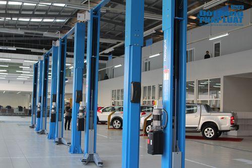 Thăm quan đại lý Chevrolet hiện đại nhất Việt Nam - Ảnh 3
