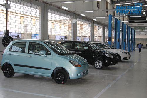 Thăm quan đại lý Chevrolet hiện đại nhất Việt Nam - Ảnh 7