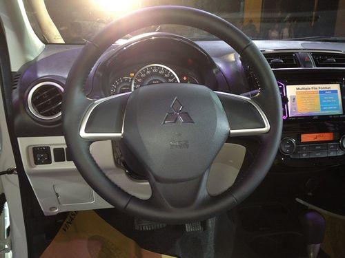 Mitsubishi Attrage - Sedan nhập khẩu, giá từ 468 triệu đồng - Ảnh 3