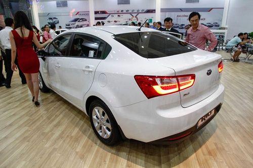 Kia Rio sedan giá chỉ 490 triệu đồng tại Việt Nam - Ảnh 2