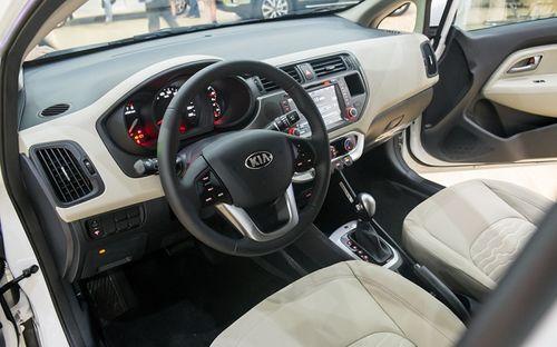 Kia Rio sedan giá chỉ 490 triệu đồng tại Việt Nam - Ảnh 3